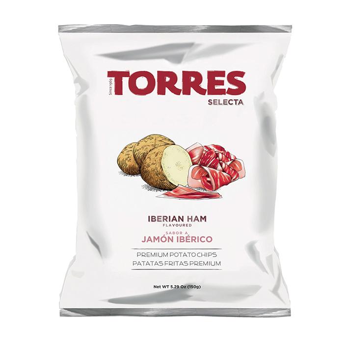 TORRES CRISPS (VARIOUS FLAVOURS)