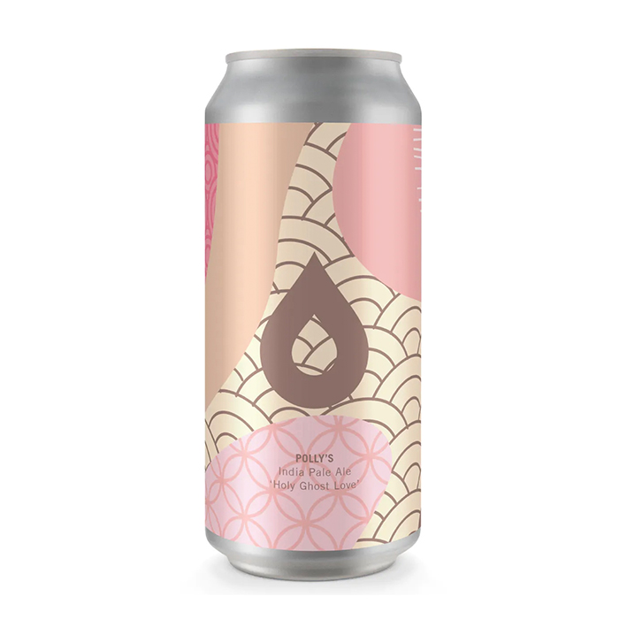 POLLYS HOLY GHOST LOVE IPA 7.2%