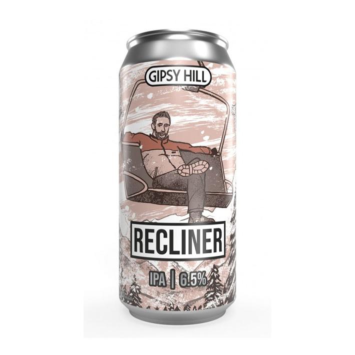 GIPSY HILL RECLINER IPA 6.5%