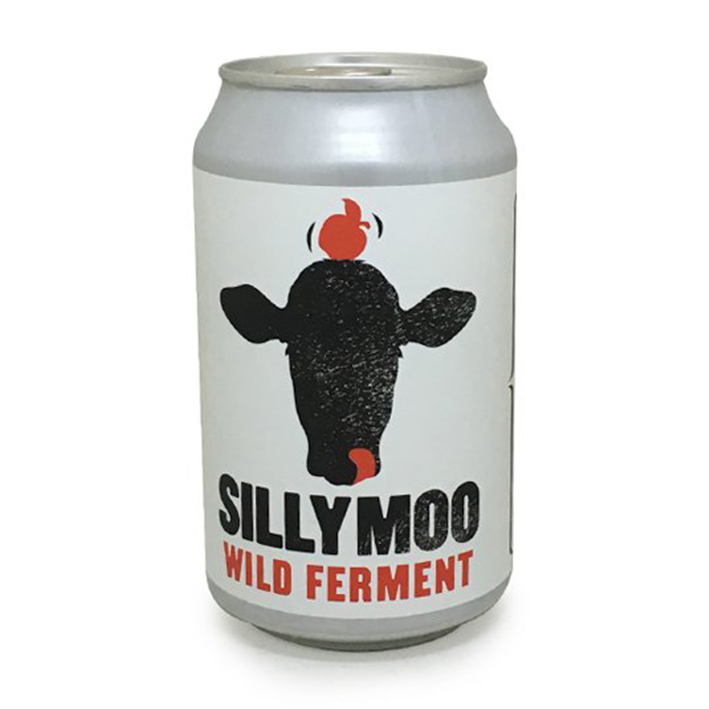 SILLY MOO WILD FERMENT CIDER 5.0%