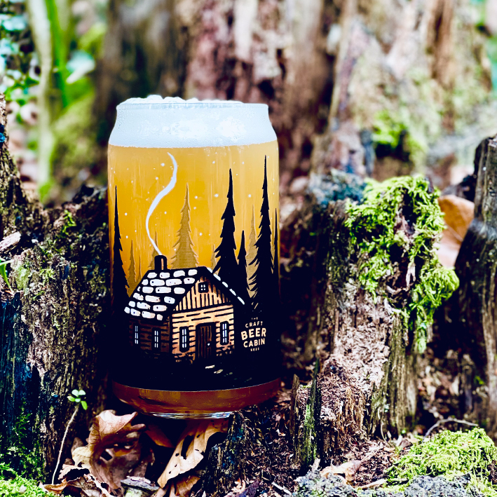 KEEVER CABIN IN THE WOODS COLLAB GLASS