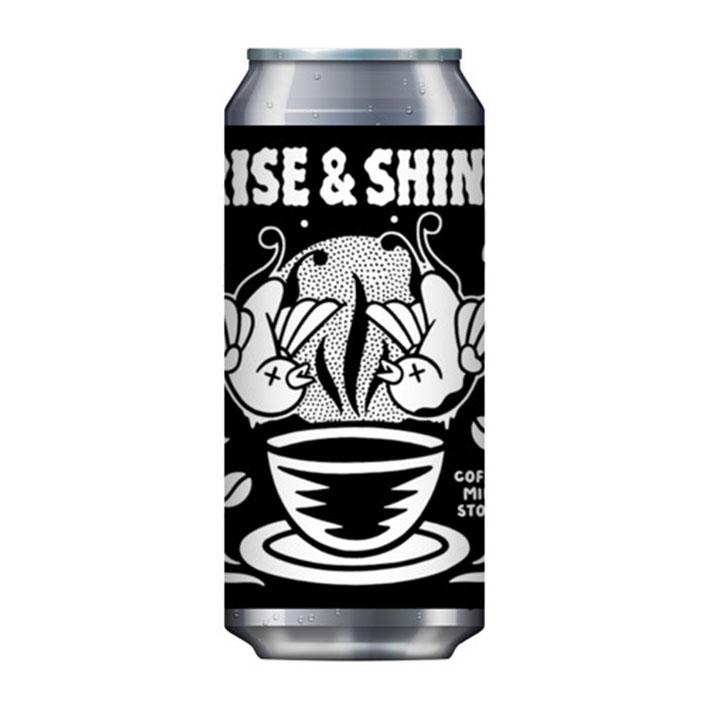 BLACK IRIS RISE AND SHINE STOUT 5.2%