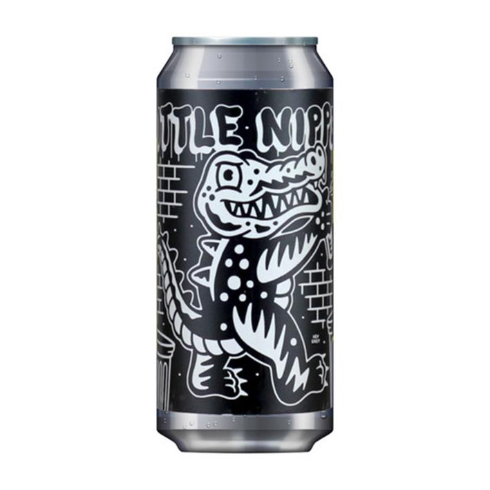 BLACK IRIS LITTLE NIPPER IPA 3.8%