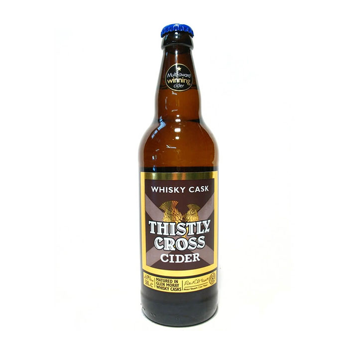 THISTLY CROSS WHISKY CIDER 6.7%