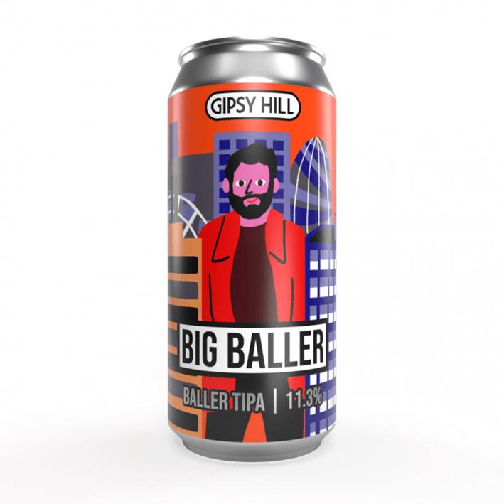 GIPSY HILL BIG BALLER TIPA 11.3%