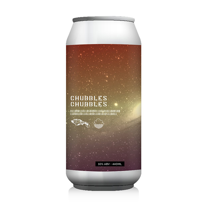 CLOUDWATER + THE VEIL CHUBBLES CHUBBLES TIPA 10%