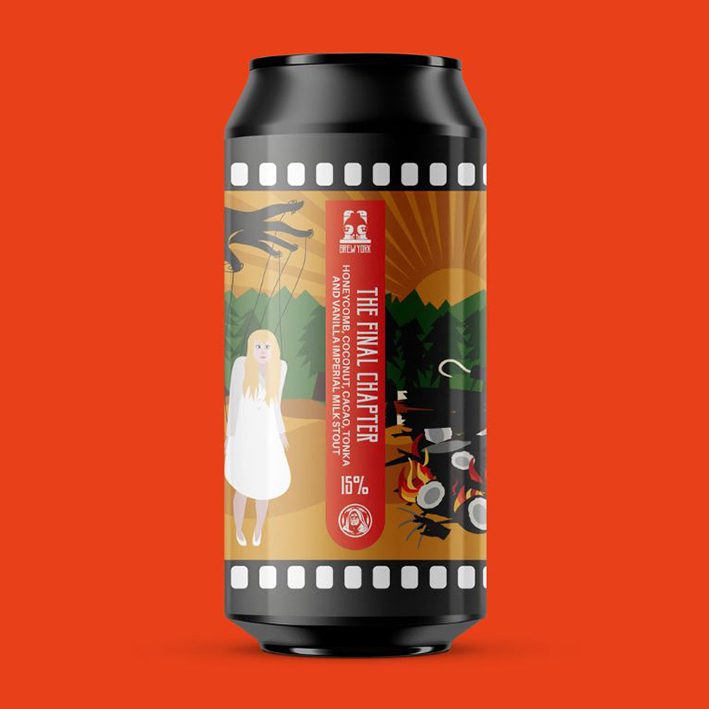 BREW YORK + EMPERORS THE FINAL CHAPTER STOUT 15%