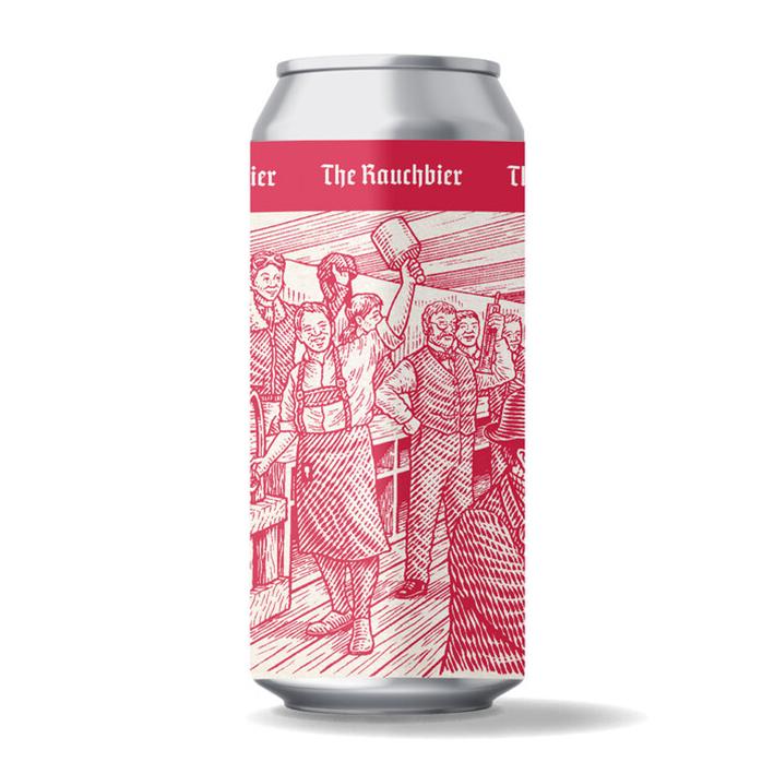 ANSPACH & HOBDAY THE RAUCHBIER '20 5.6%