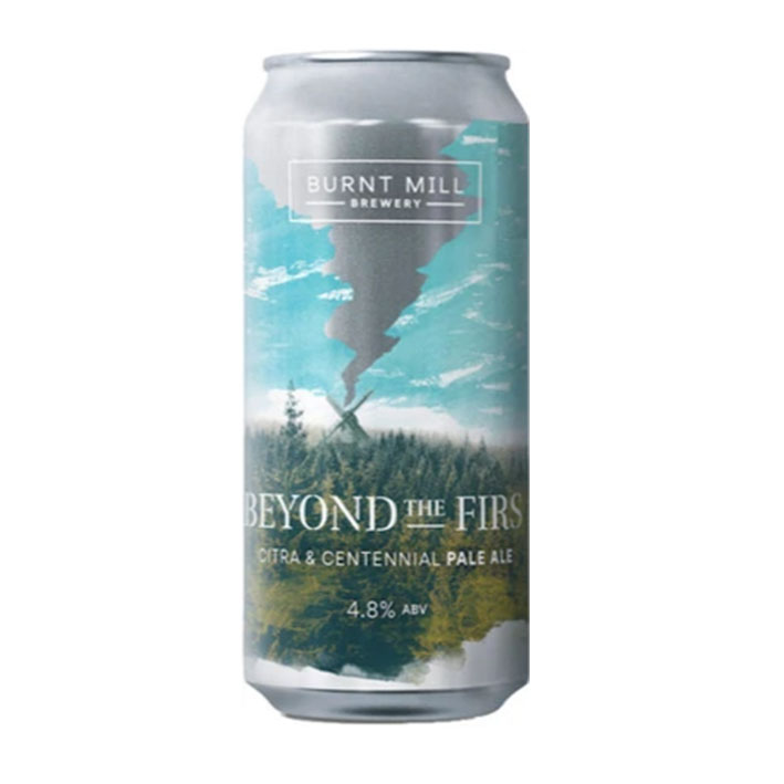 BURNT MILL BEYOND THE FIRS GLUTEN-FREE 4.8%