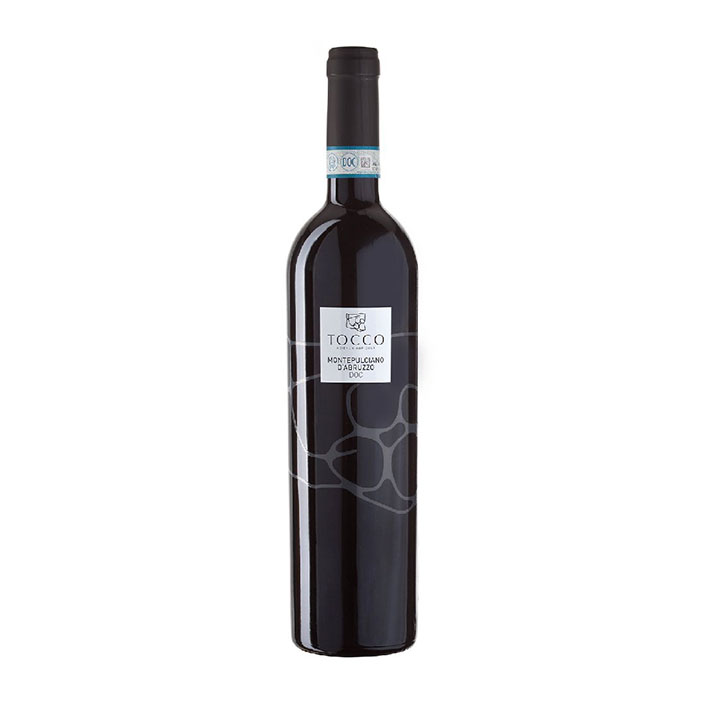 TOCCO MONTEPULCIANO RED WINE