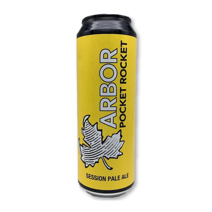 ARBOR POCKET ROCKET PALE 3.9%