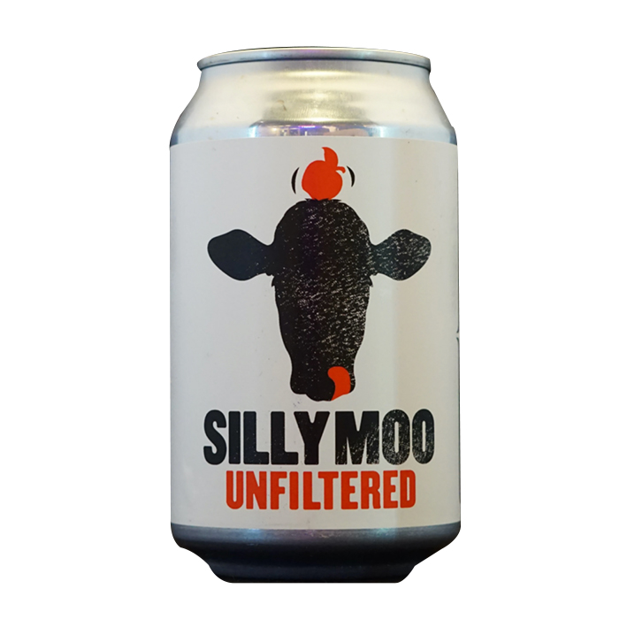 SILLY MOO UNFILTERED CIDER 4.8%