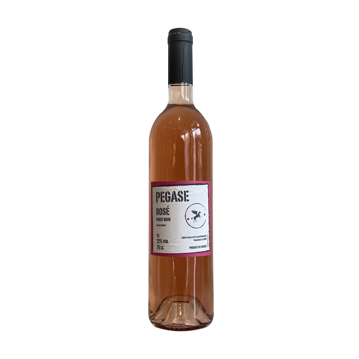 2019 PEGASE ROSE DOMAINE DE L'EPINAY WINE 12%