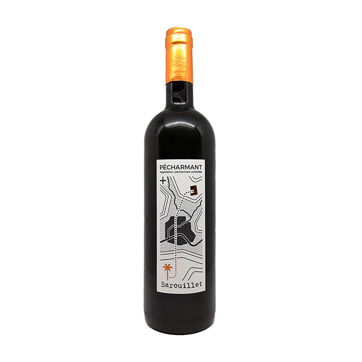 2019 PECHARMENT CHATEAU BAROUILLET RED WINE 14%
