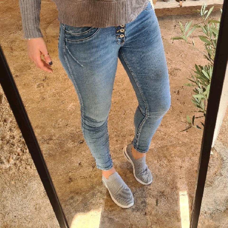Toxik jeans Ljusblå