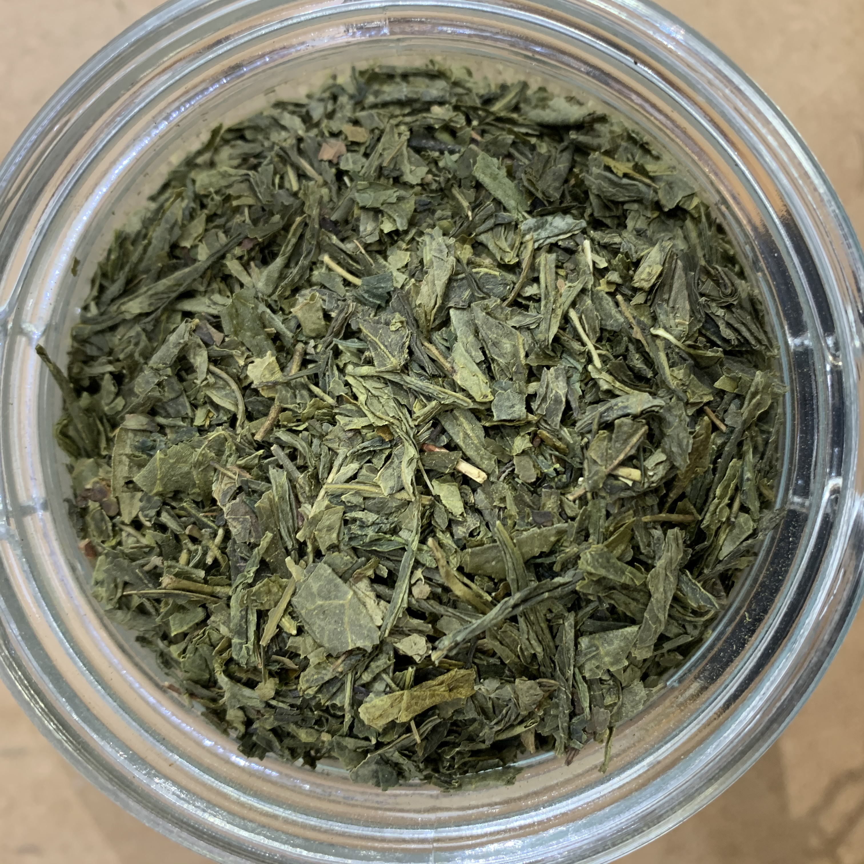 Organic Loose Leaf Green Sencha Tea