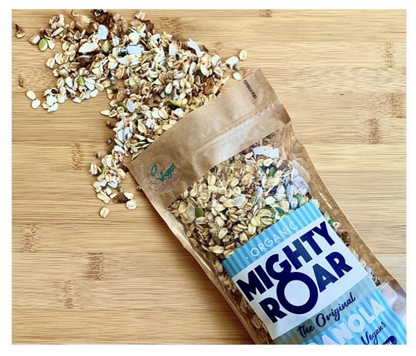Organic Mighty Roar Granola