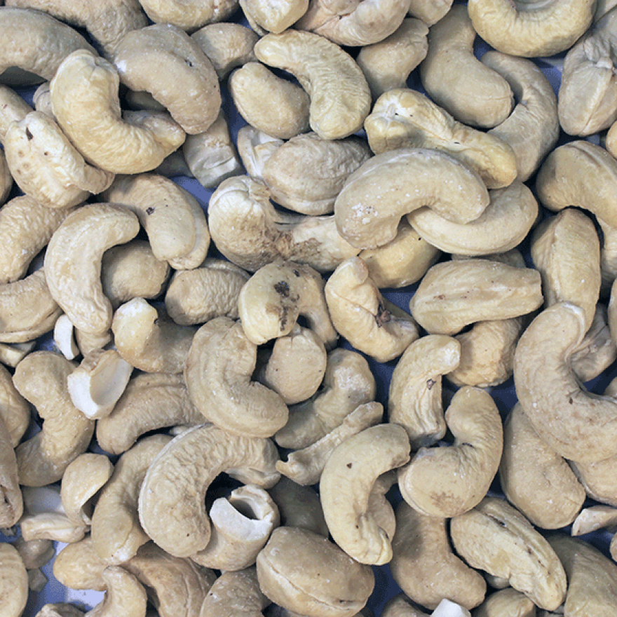 Organic Cashews - Whole
