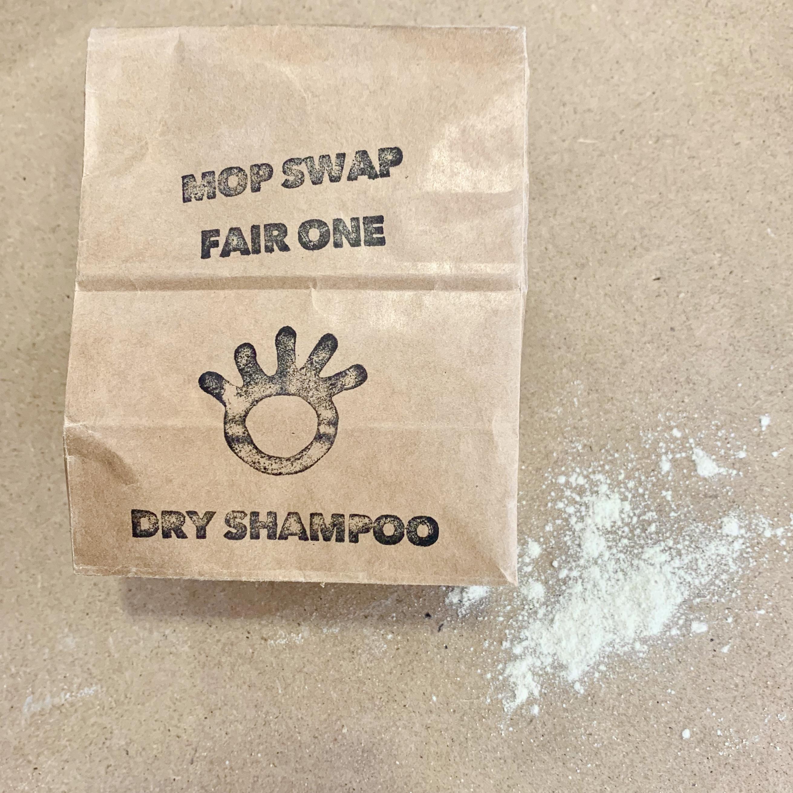 Dry Shampoo (Mop Swap)