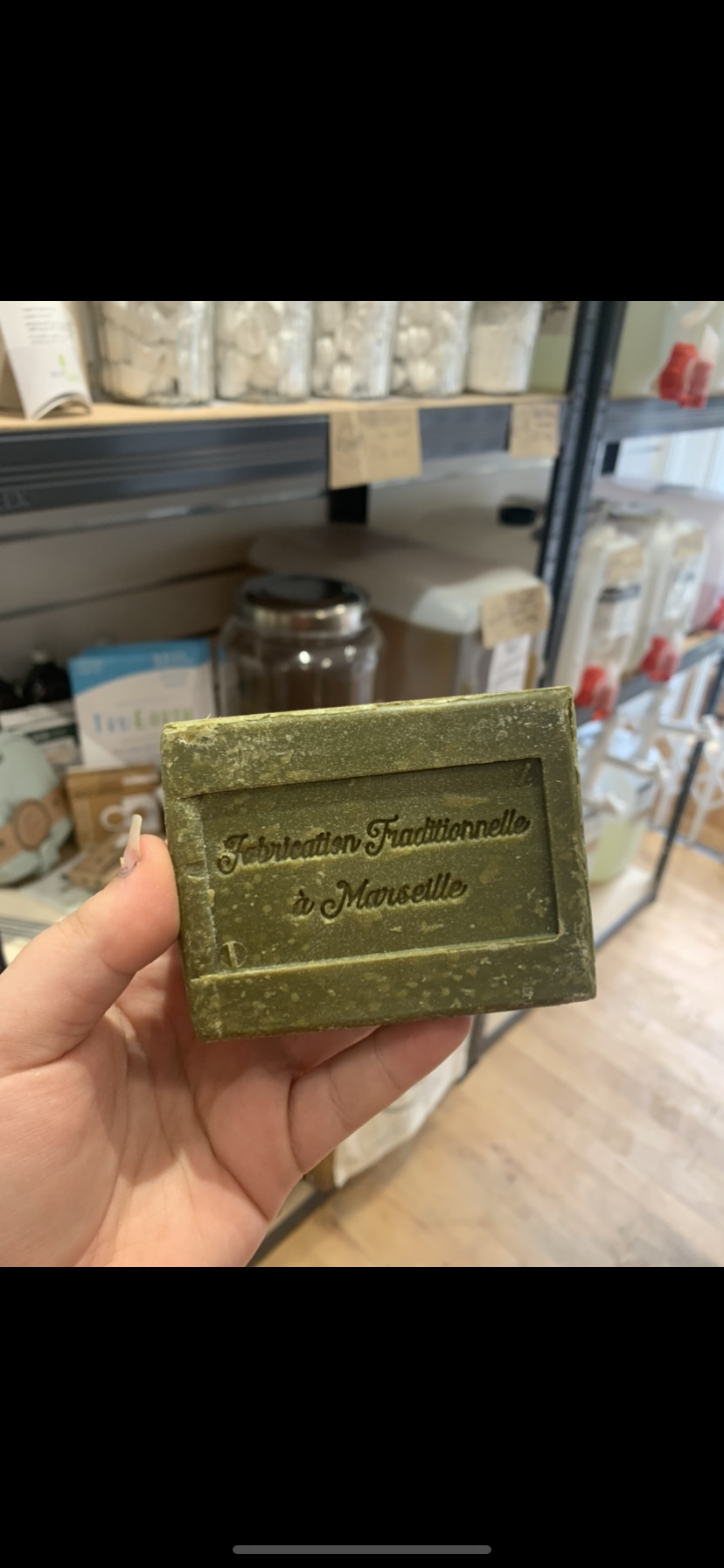 Organic Marseille Soap