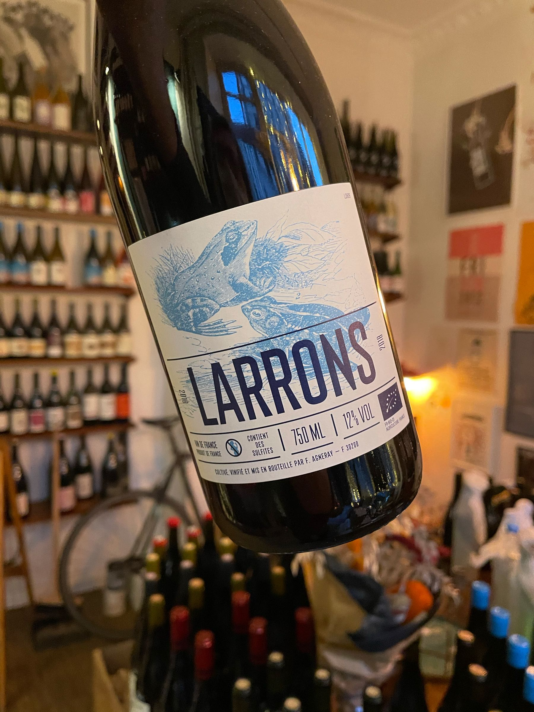 Larrons 2018 - Frederic Agneray