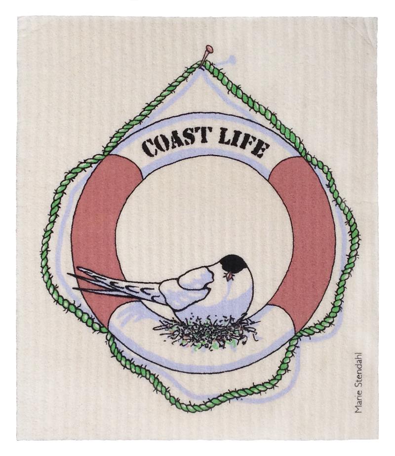 Disktrasa Coastlife