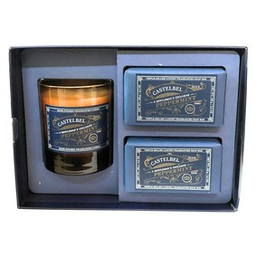 Castelbel Gift set Blue Tvål & Doftljus