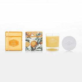 Castelbel Doftljus Ambiente Apelsin