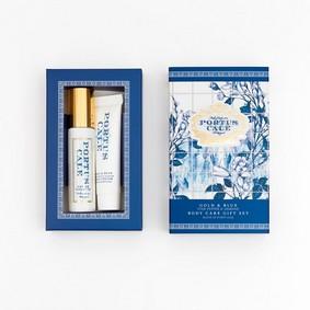 Castelbel Gift set Gold & Blue Body Care (Mini)