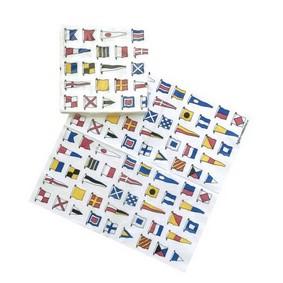 Servett Signalflaggor