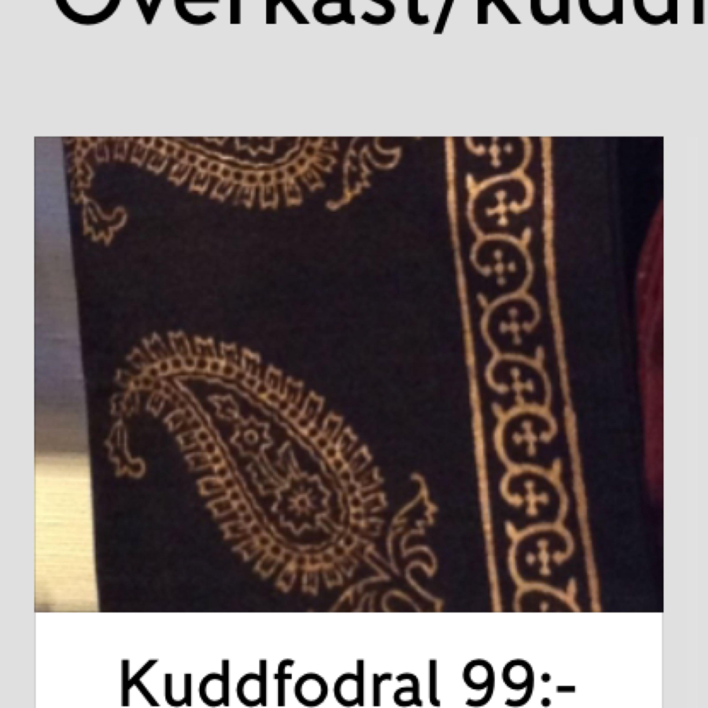 Kuddfodral 99:-