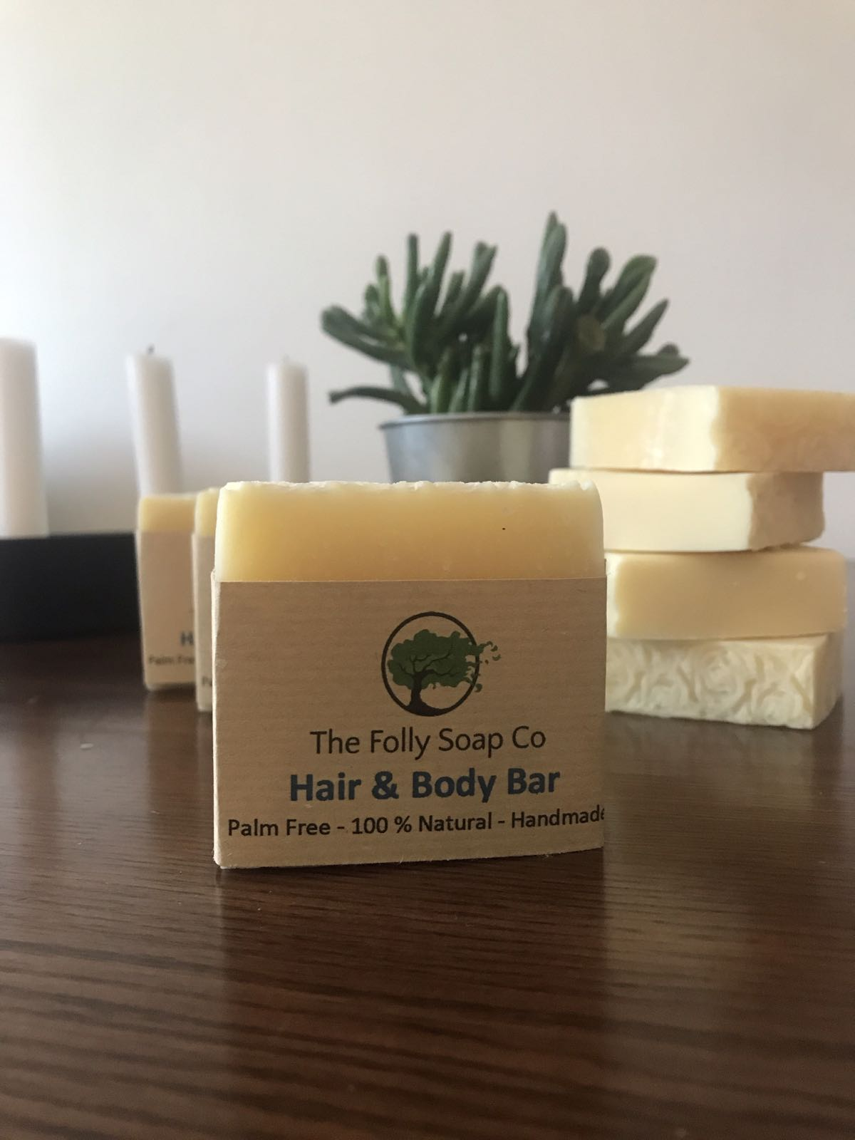 Hair & Body Bar