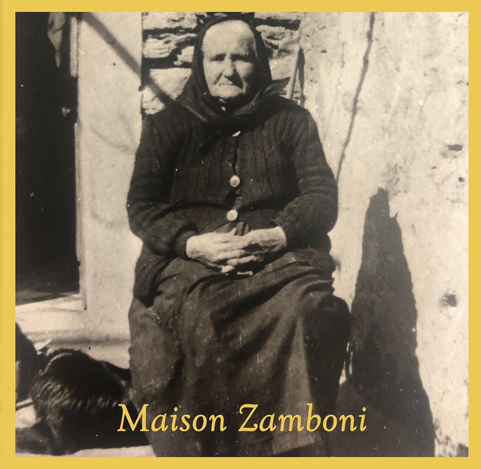Maison ZAMBONI