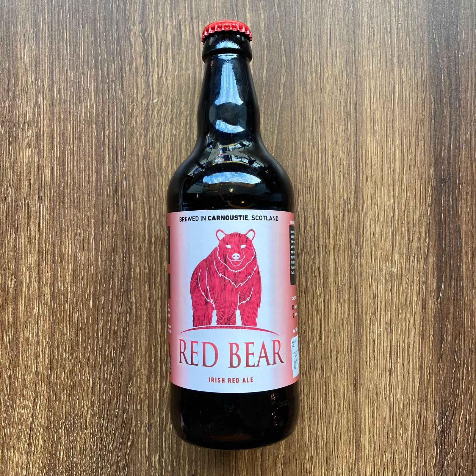 Shed 35 - Red Bear