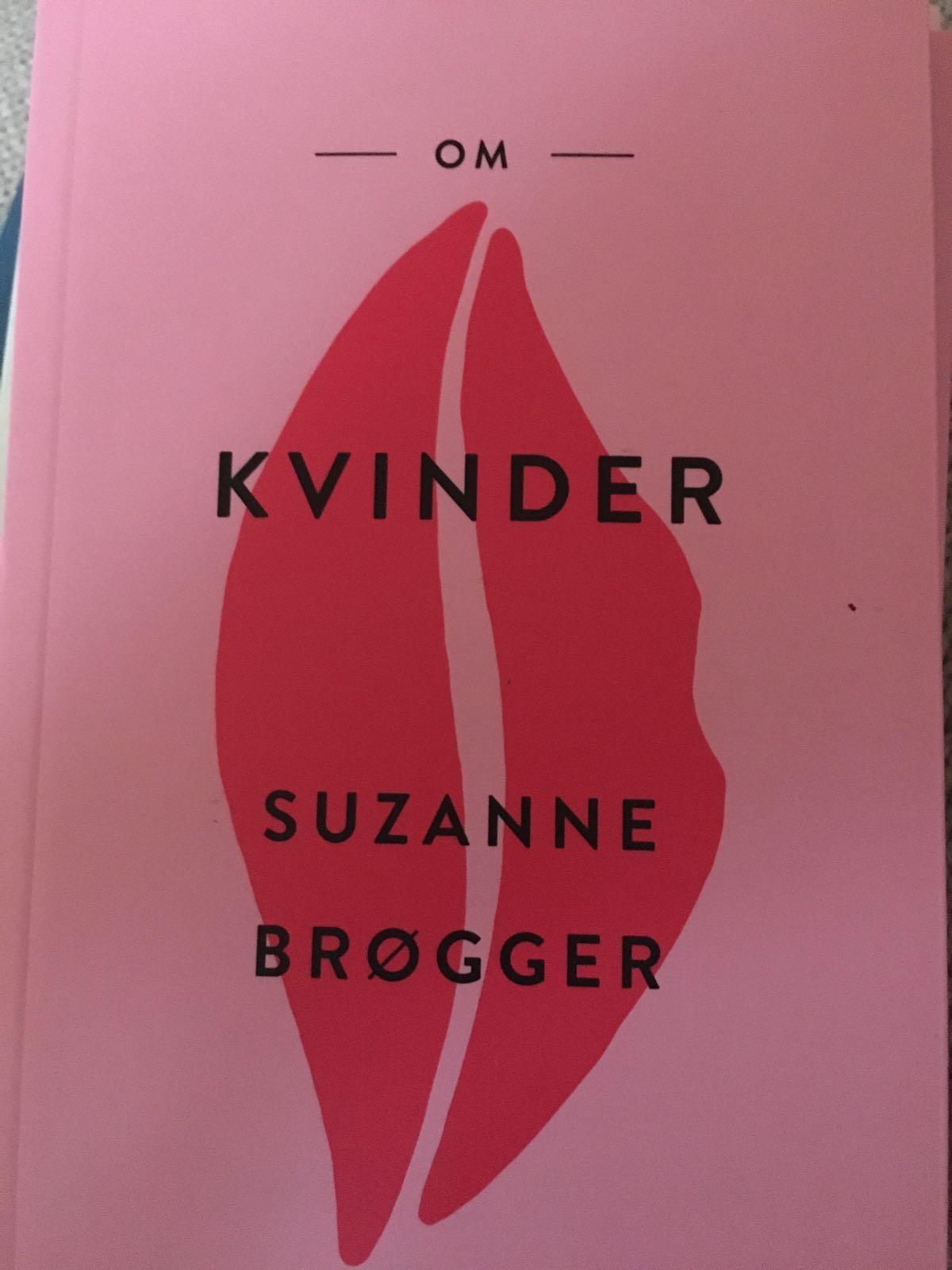 Om kvinder af Suzanne Brøgger