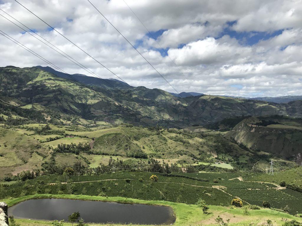 Colombia - Nariño - El Obraje