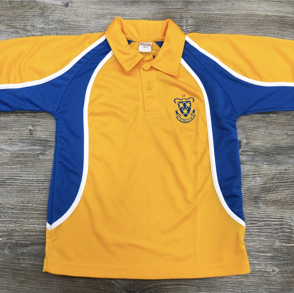 St Wilfrid's C of E Academy PE Polo