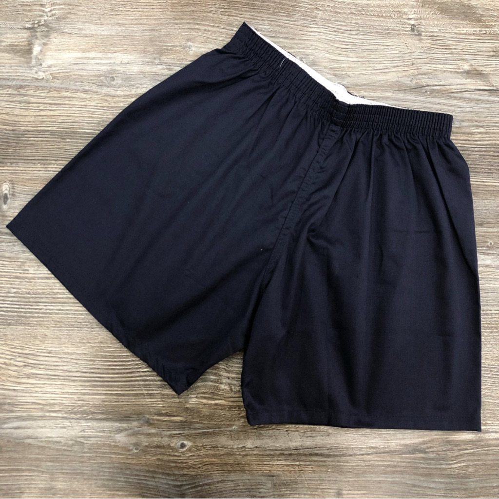 Navy Boys PE Shorts