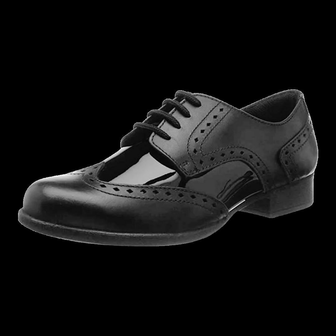 Meghan | Girls School Shoe