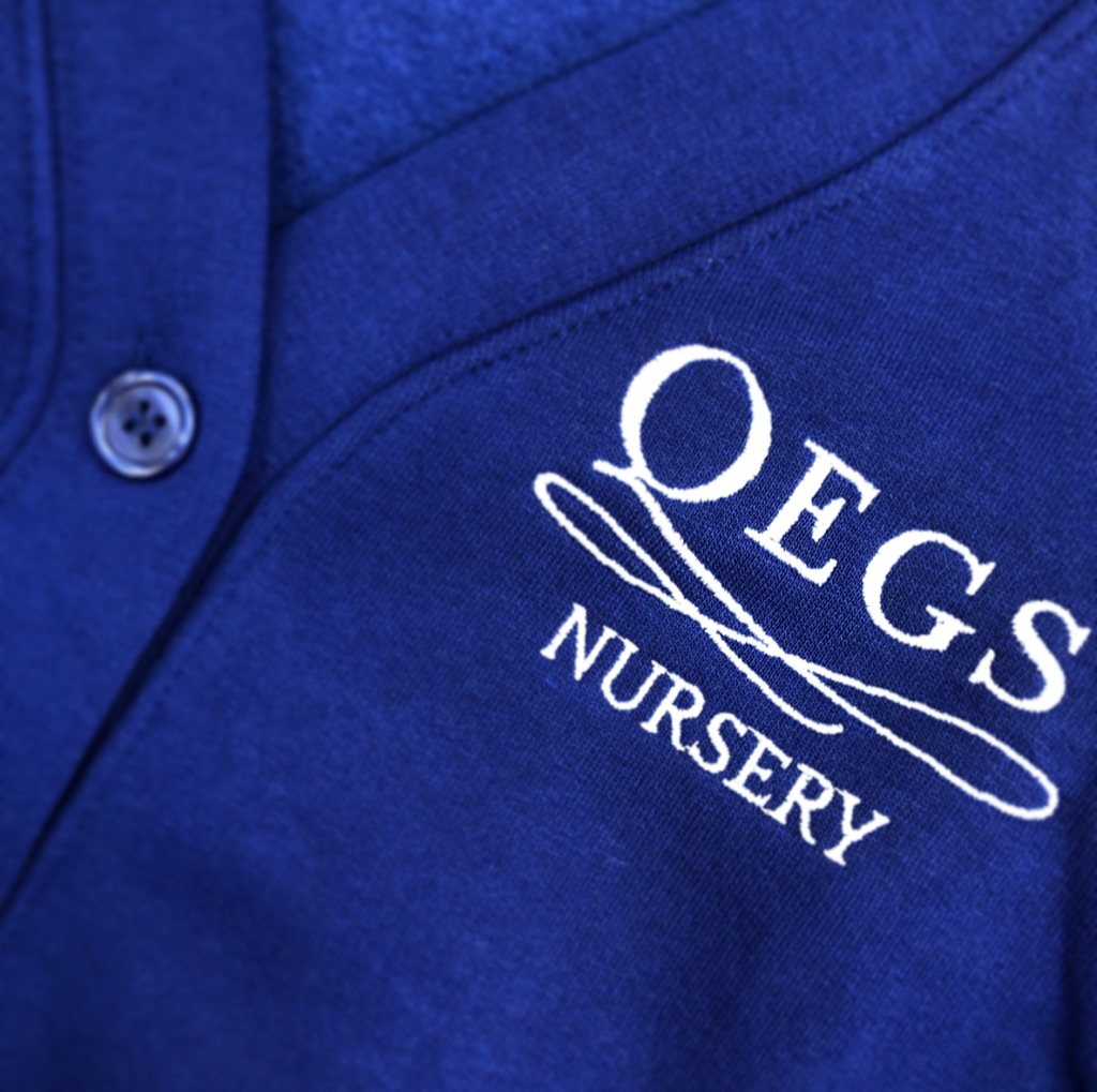 QEGS Nursery Cardigan