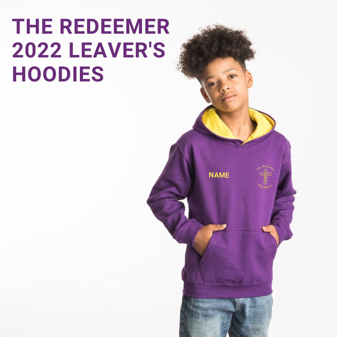 The Redeemer 2022 Leaver's Hoodie