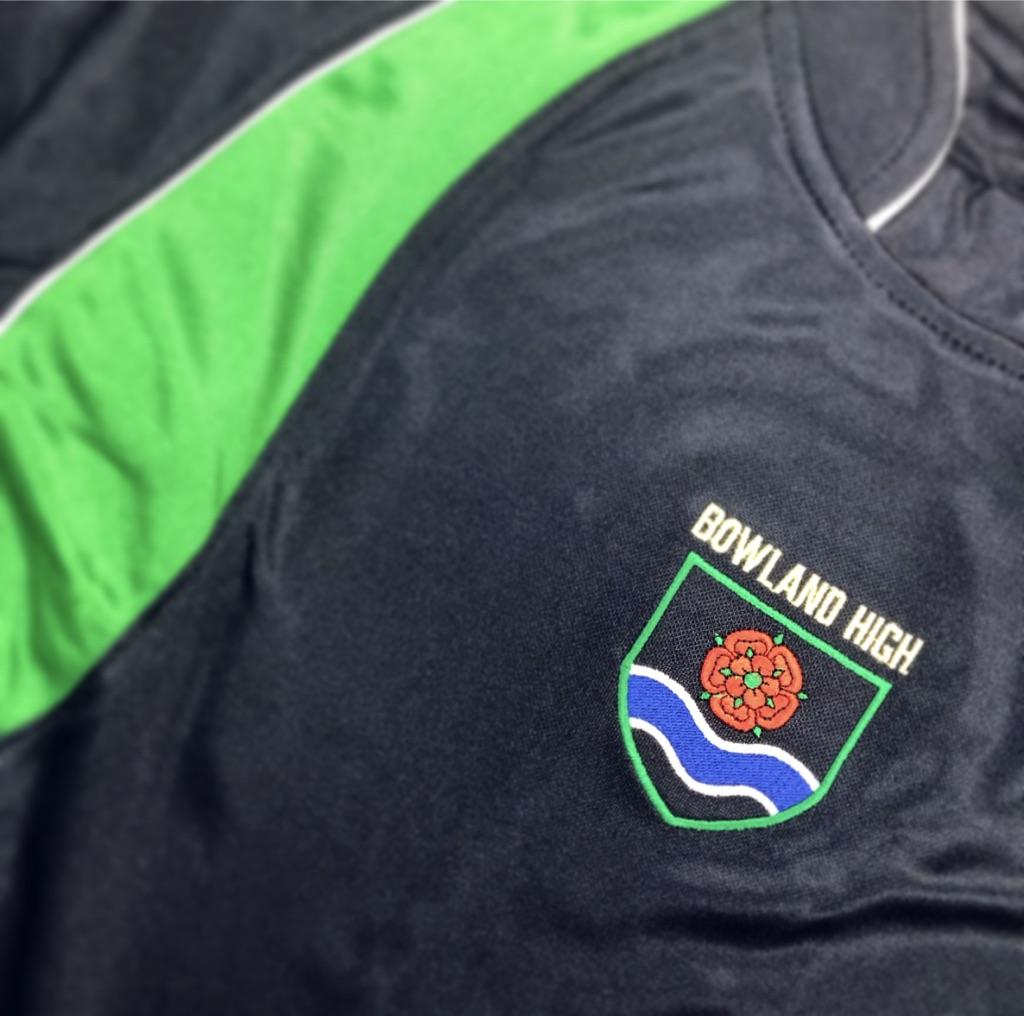 Bowland Football Shirt