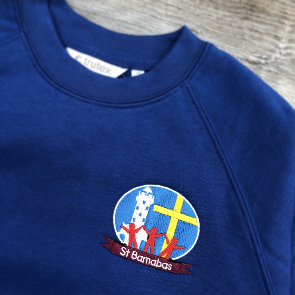 St Barnabas Sweatshirt