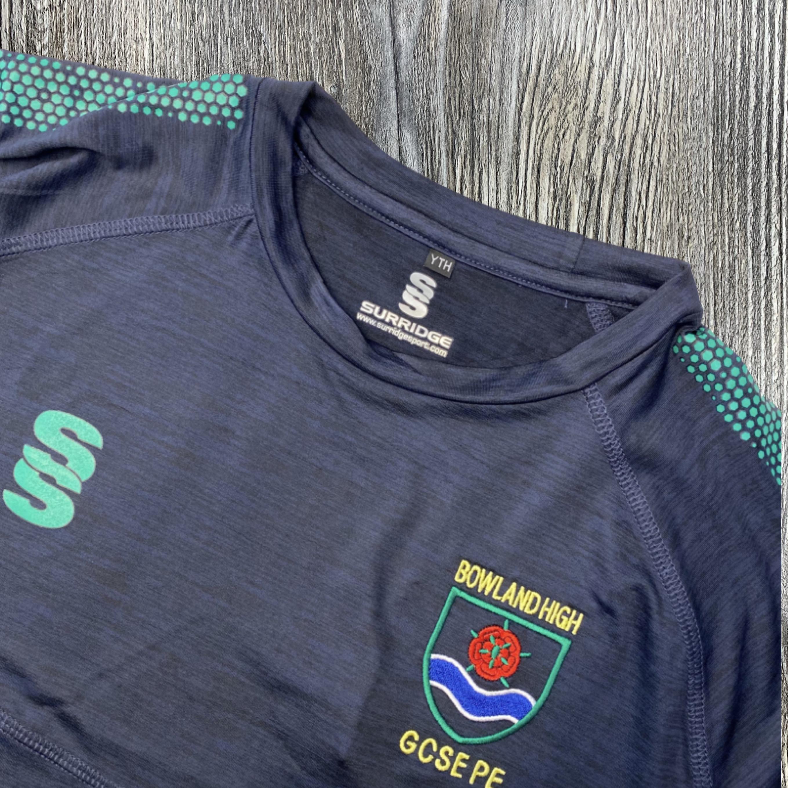 Bowland GCSE PE T-Shirt
