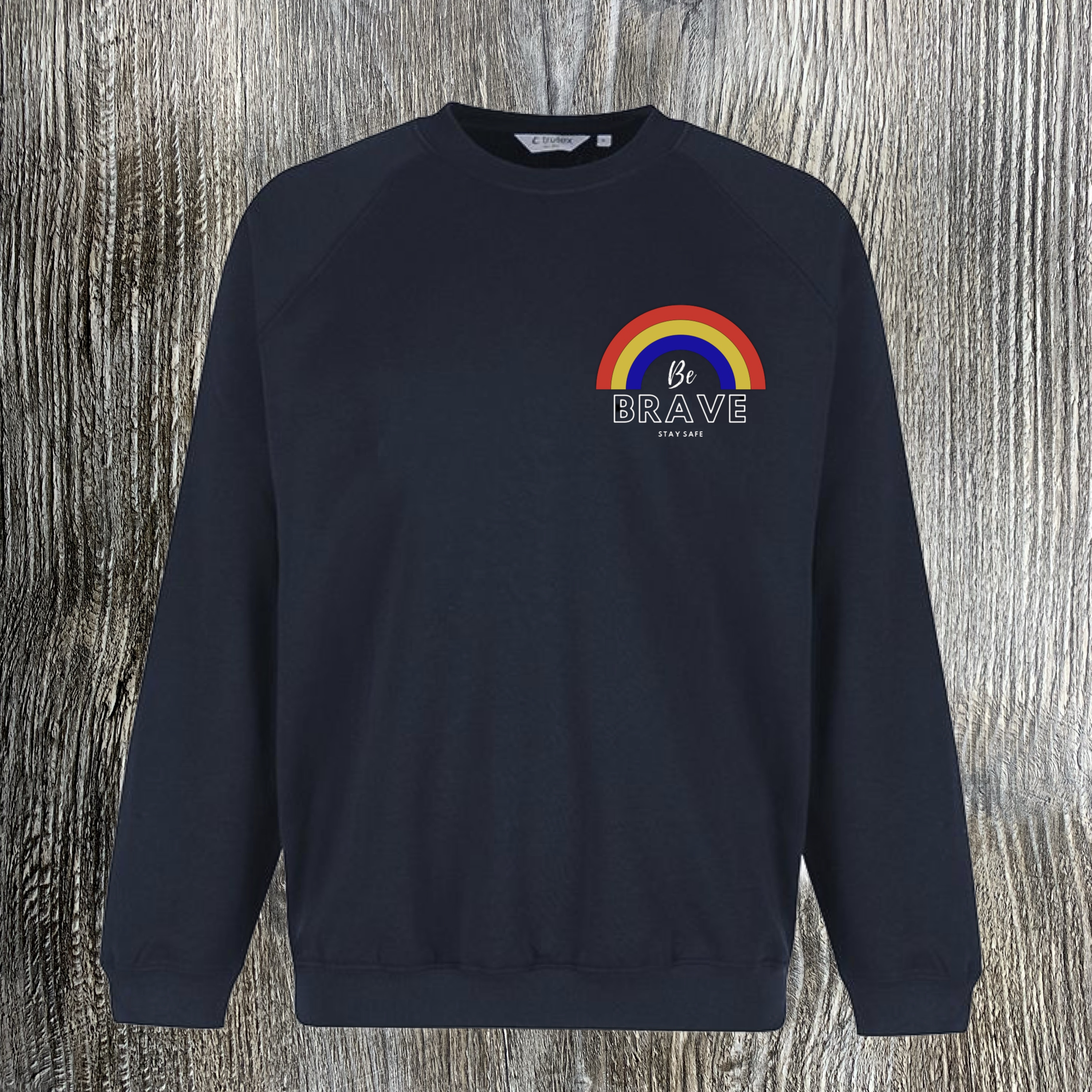 Be Brave Kids Sweatshirt
