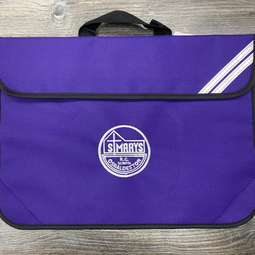 St Marys Osbaldeston Bags