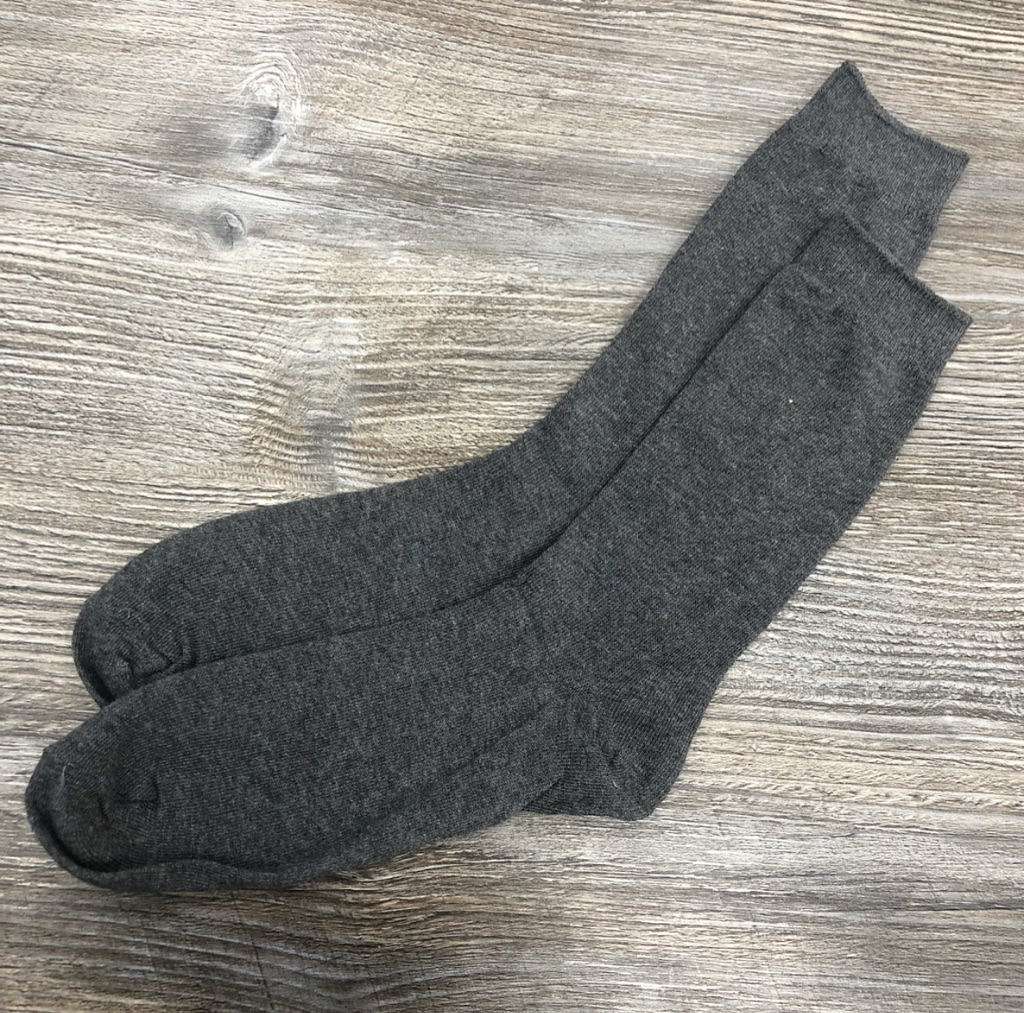Grey Short Socks