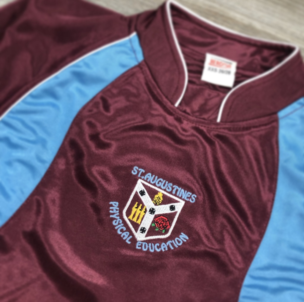 St Augustine's Boys Sports Top