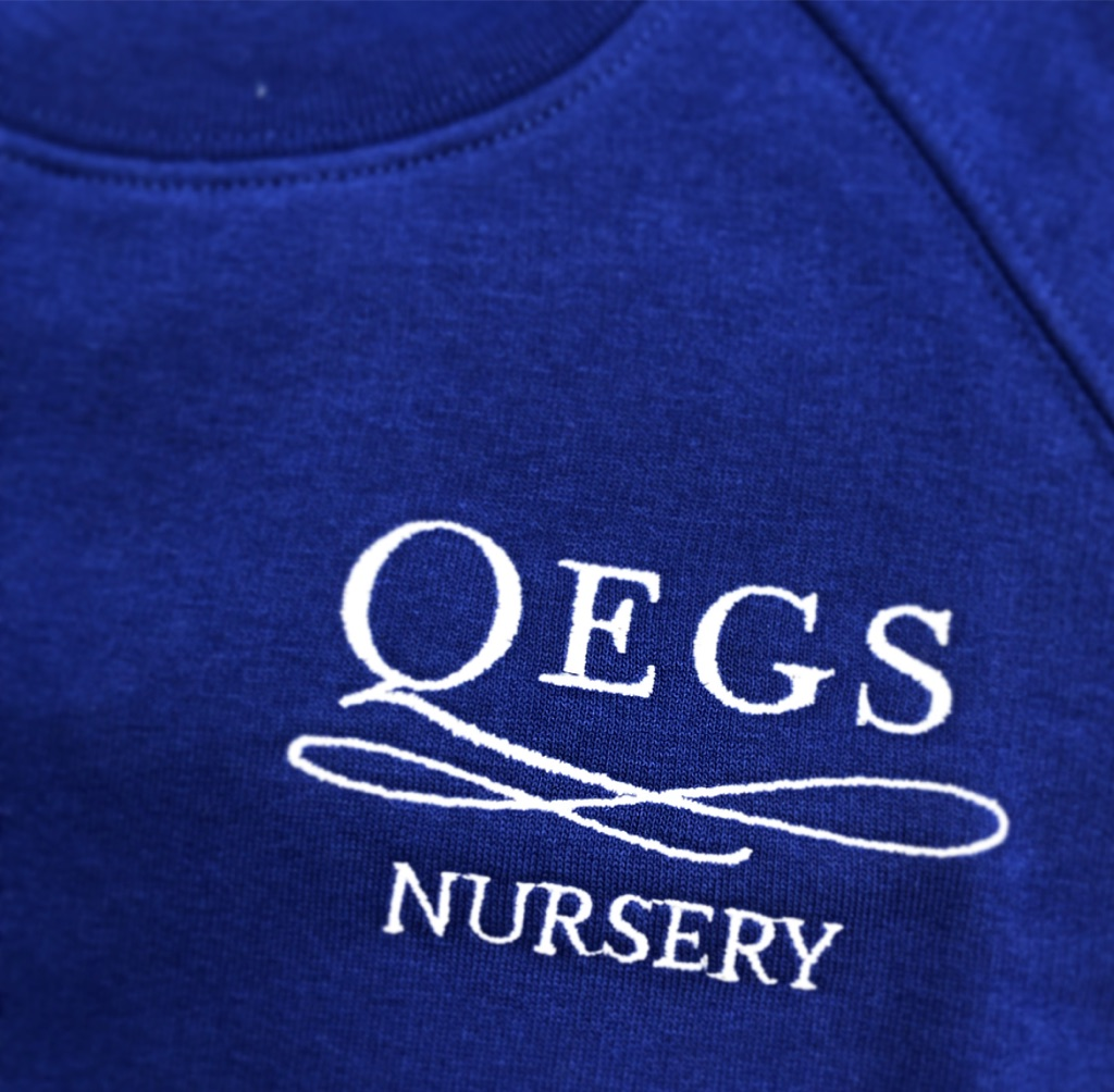 QEGS Nursery Sweatshirt