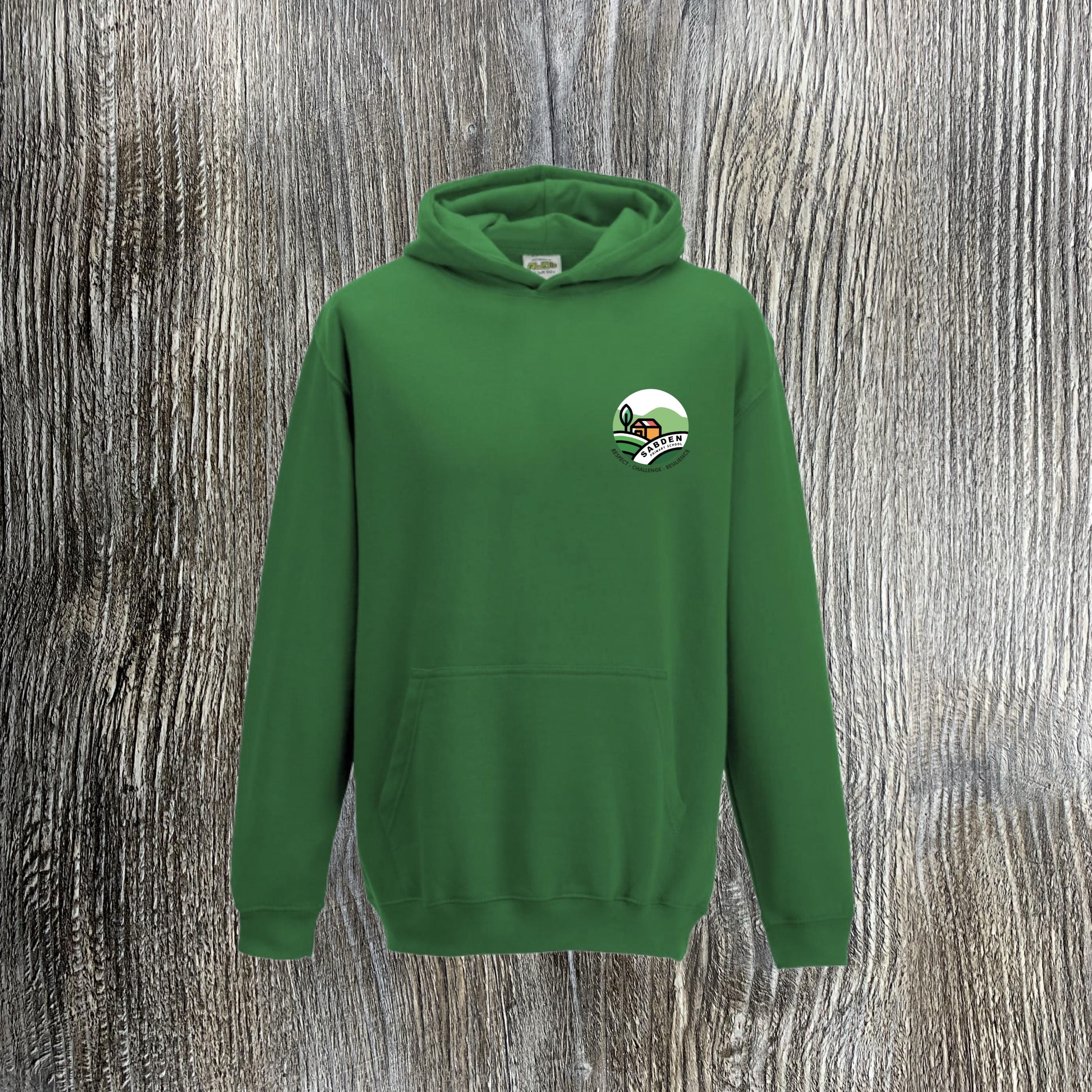 Sabden Y6 Emerald Hoody